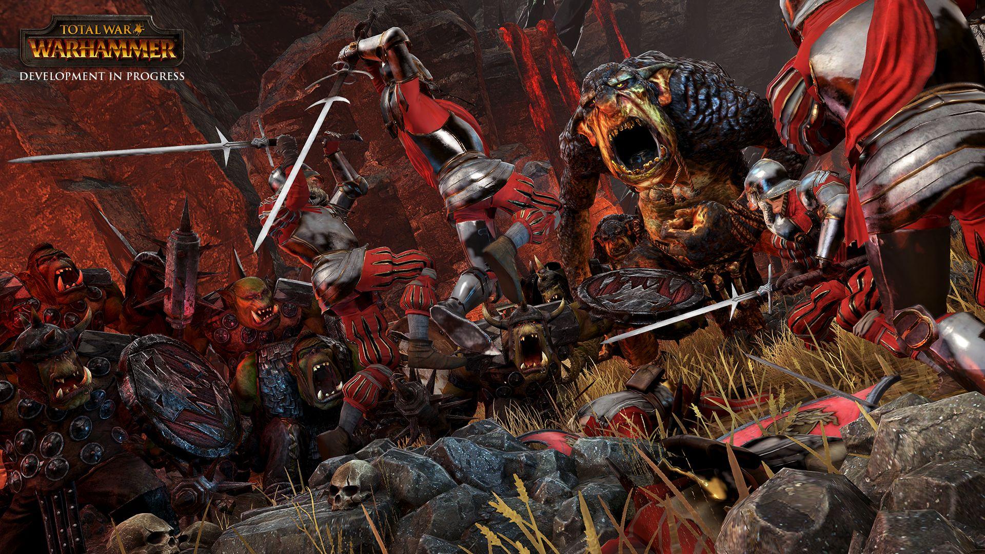 Bitva v Blackfire průsmyku z Total War: Warhammer 109633