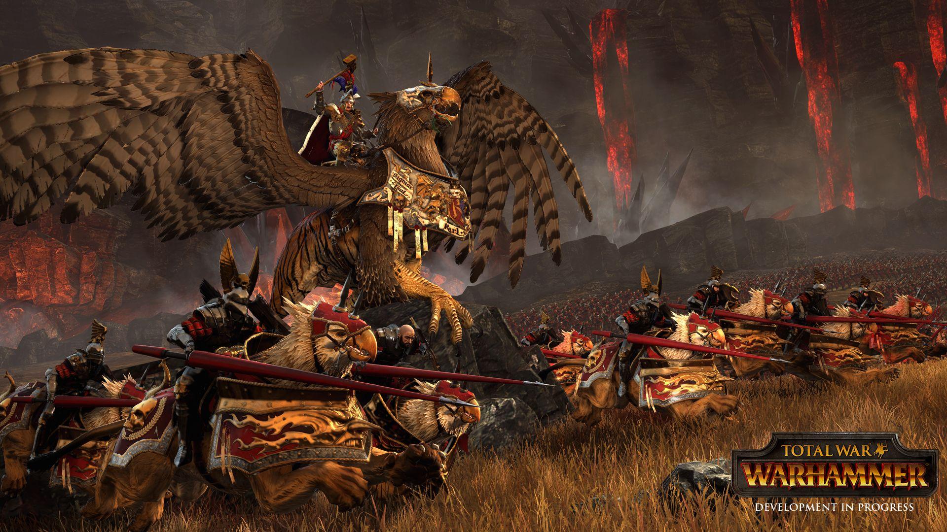 Bitva v Blackfire průsmyku z Total War: Warhammer 109634