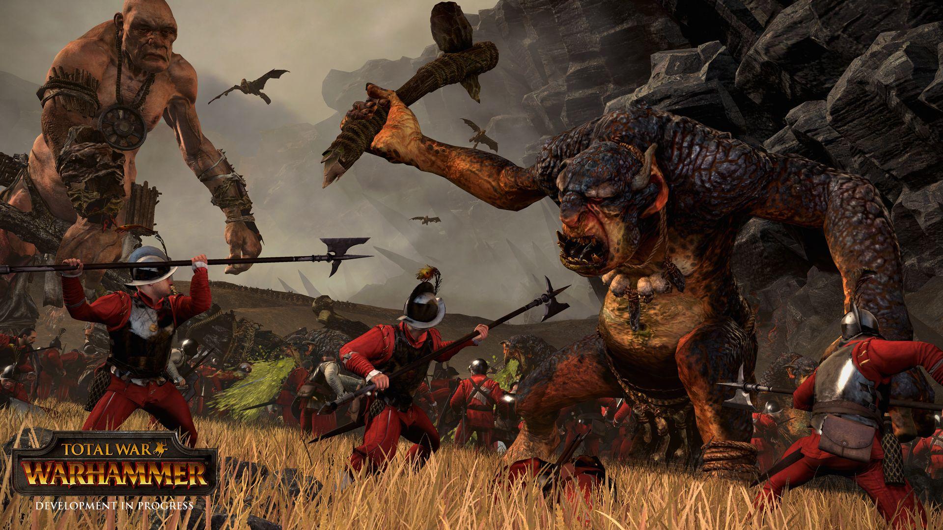 Bitva v Blackfire průsmyku z Total War: Warhammer 109635