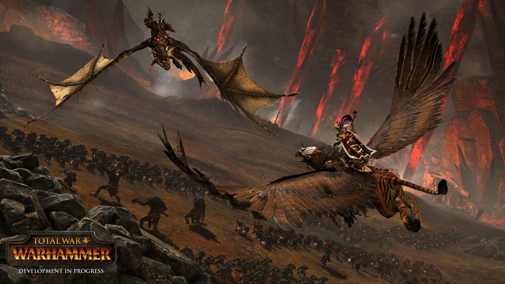 Bitva v Blackfire průsmyku z Total War: Warhammer 109636