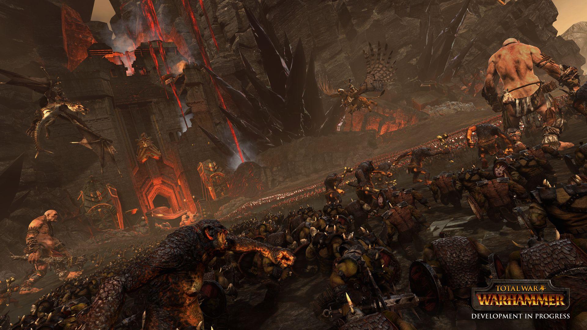 Bitva v Blackfire průsmyku z Total War: Warhammer 109637