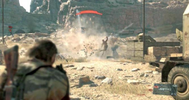 Nové obrázky z Metal Gear Solid 5 109640