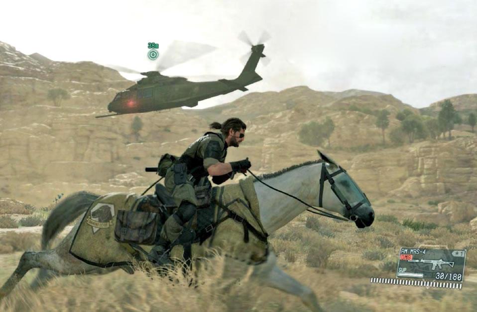 Nové obrázky z Metal Gear Solid 5 109641