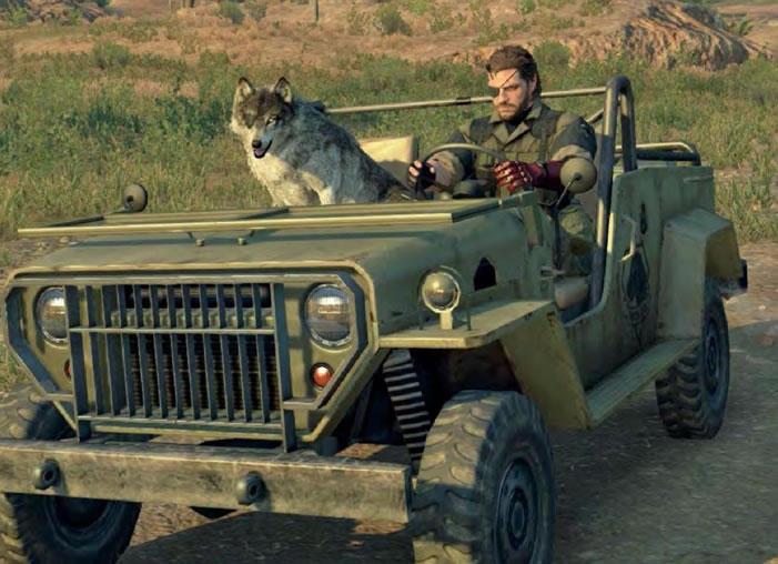 Nové obrázky z Metal Gear Solid 5 109642
