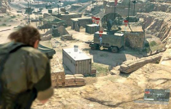 Nové obrázky z Metal Gear Solid 5 109643