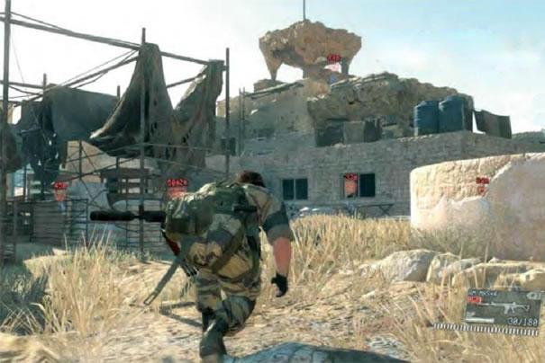 Nové obrázky z Metal Gear Solid 5 109645