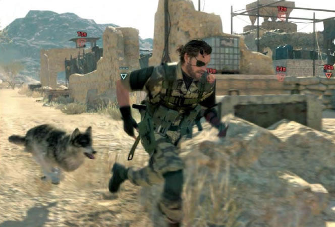 Nové obrázky z Metal Gear Solid 5 109646