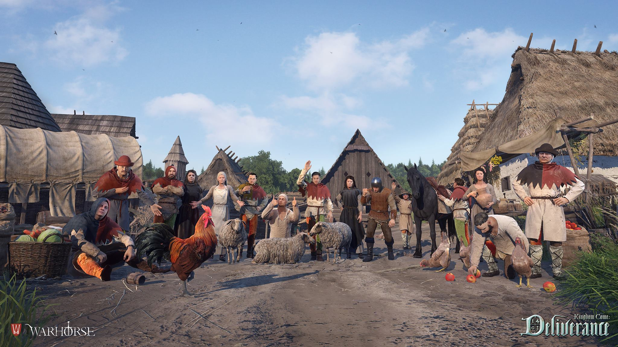 E3 teaser Kingdom Come: Deliverance ukazuje působivý duel 109652