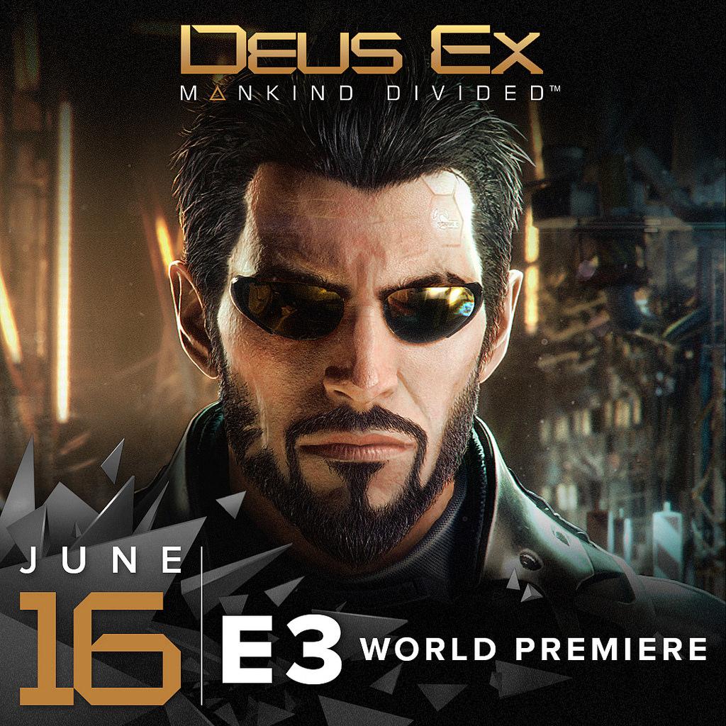 Mocap test z Deus Ex: Mankind Divided překvapí 109716
