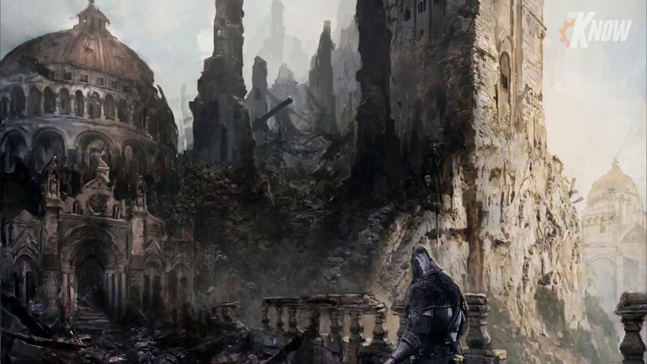 Unikly první detaily a obrázky z Dark Souls 3? 109718