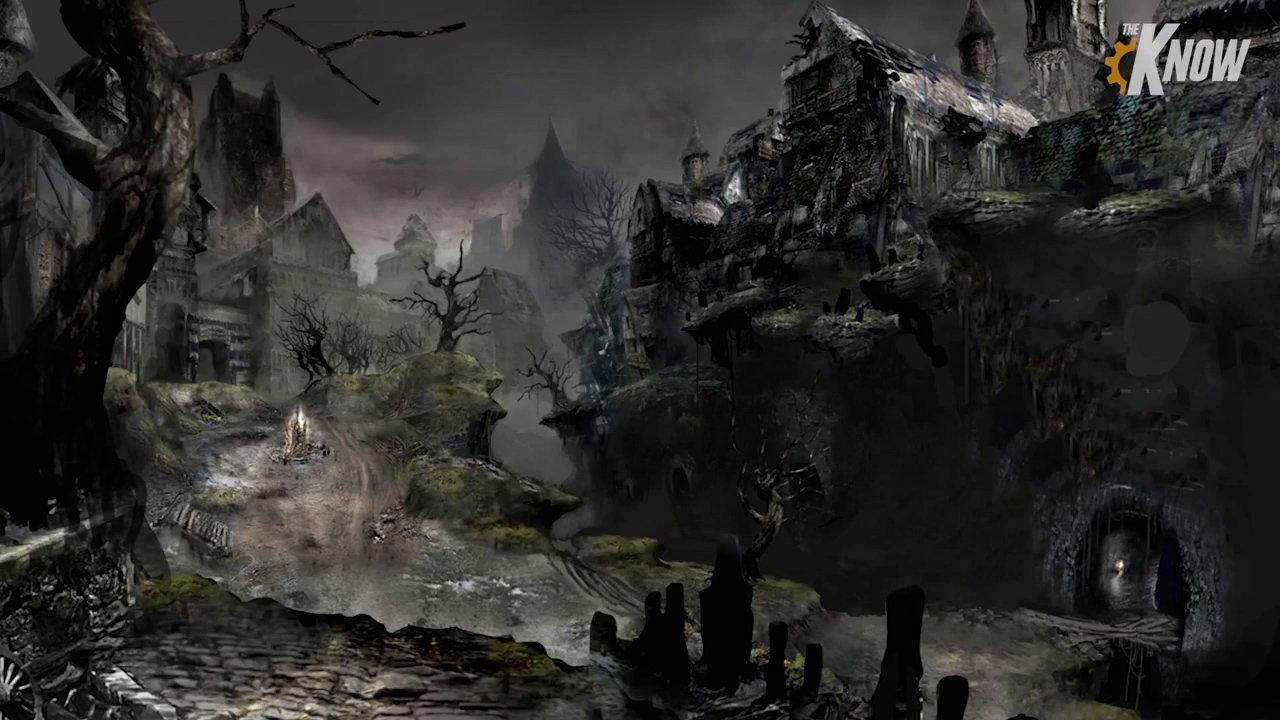 Unikly první detaily a obrázky z Dark Souls 3? 109720