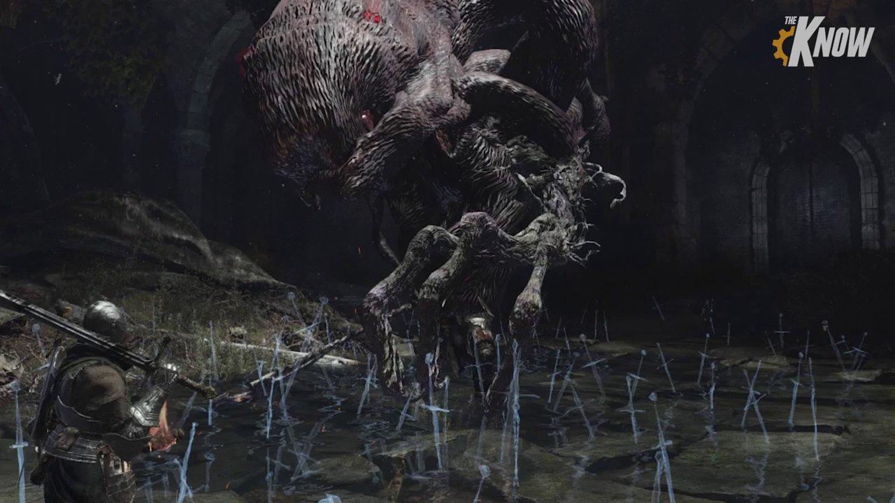 Unikly první detaily a obrázky z Dark Souls 3? 109723