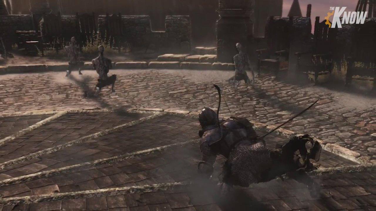 Unikly první detaily a obrázky z Dark Souls 3? 109724