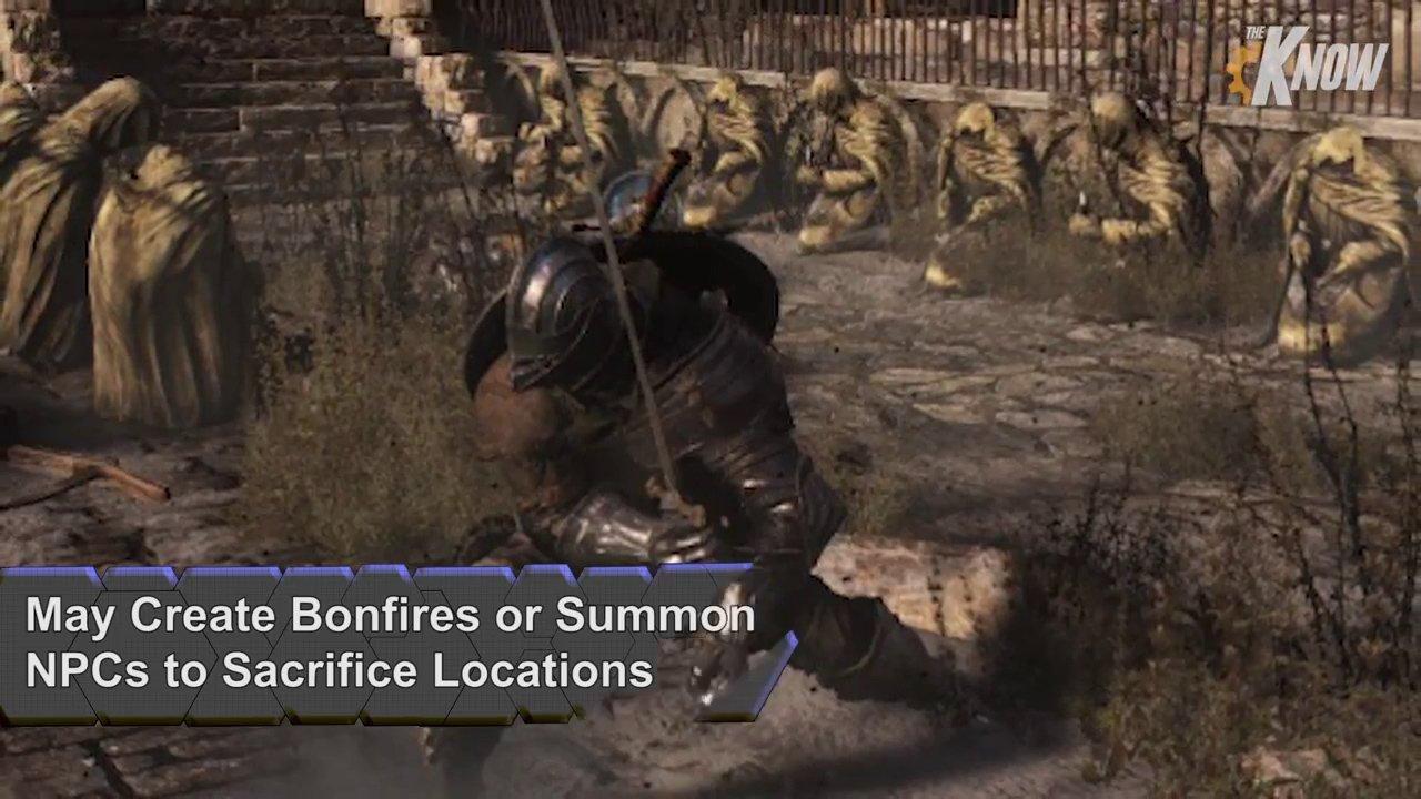 Unikly první detaily a obrázky z Dark Souls 3? 109725