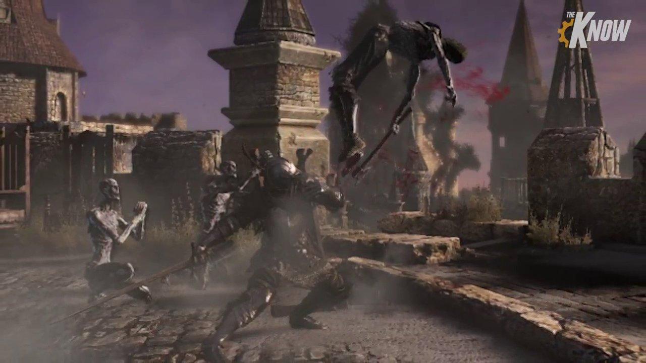 Unikly první detaily a obrázky z Dark Souls 3? 109726