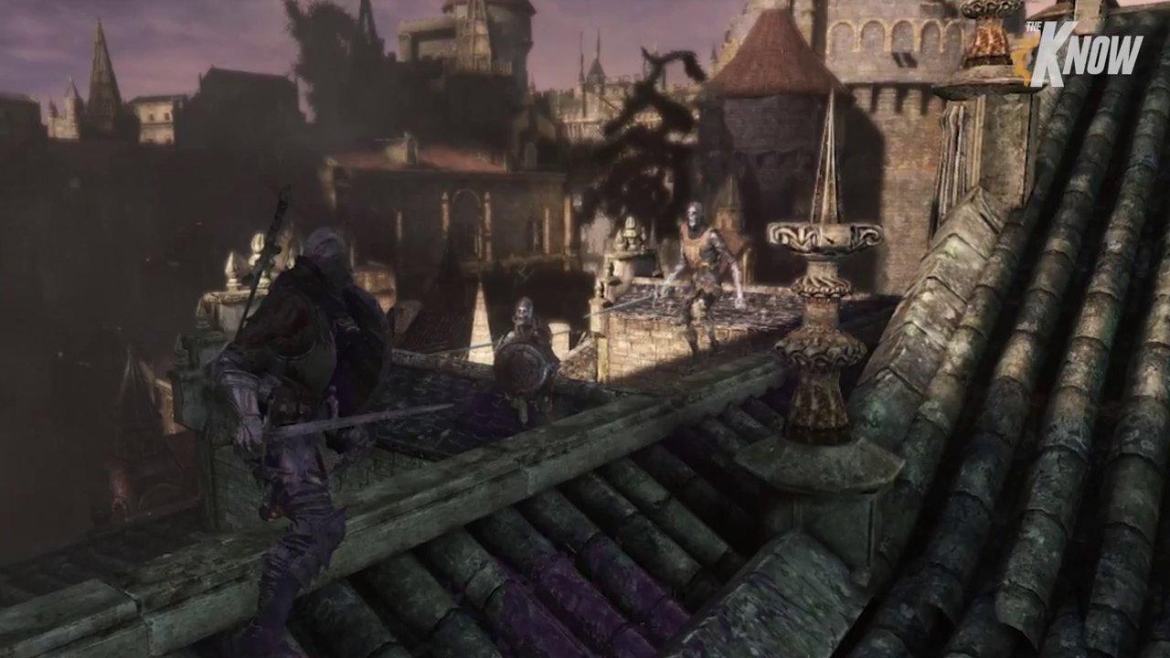 Unikly první detaily a obrázky z Dark Souls 3? 109727