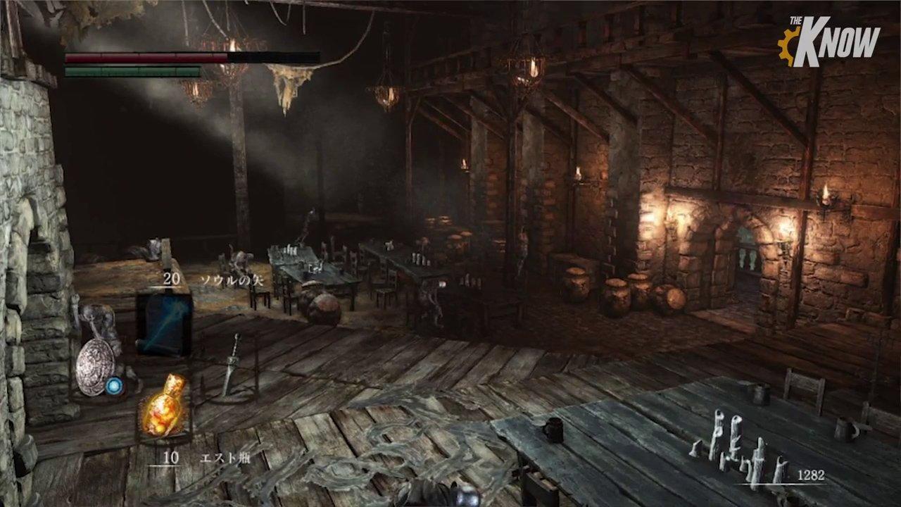 Unikly první detaily a obrázky z Dark Souls 3? 109728