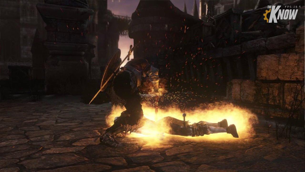 Unikly první detaily a obrázky z Dark Souls 3? 109729