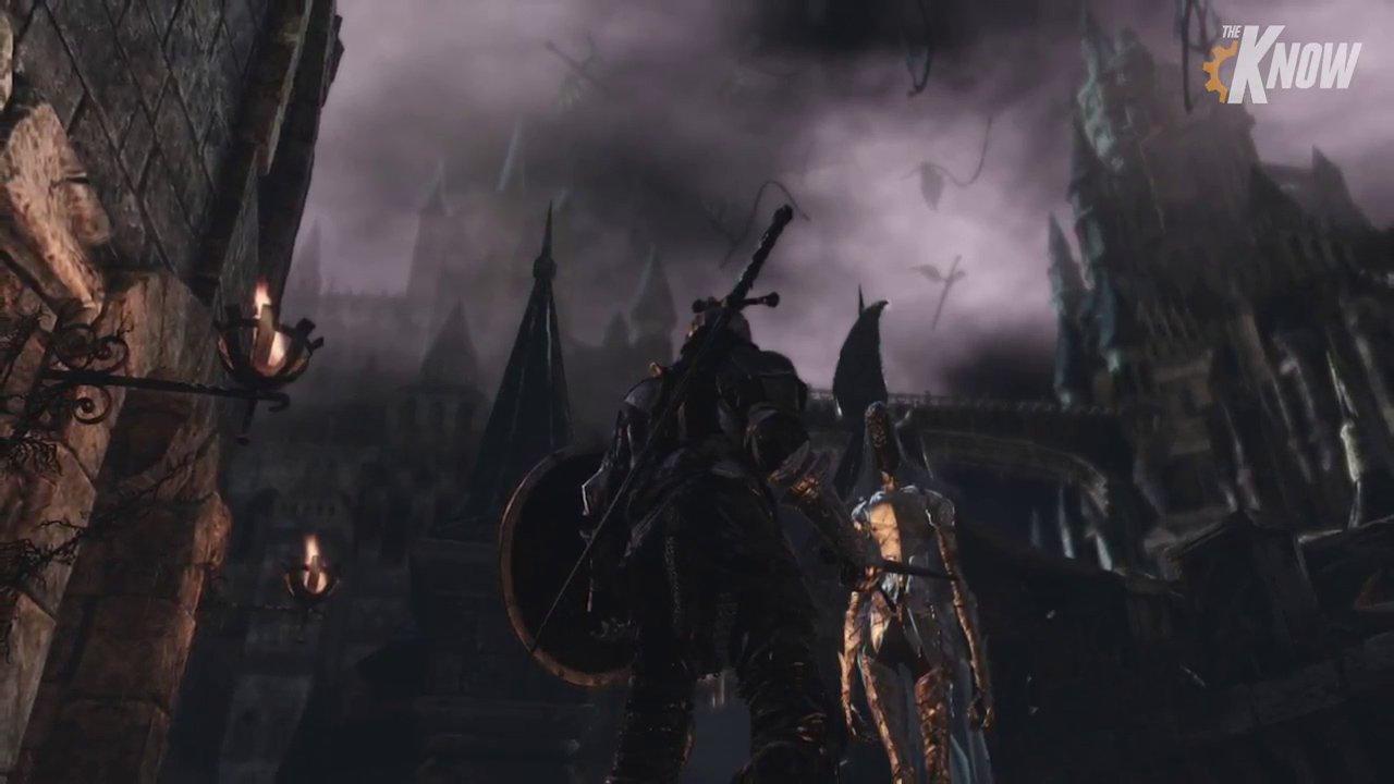 Unikly první detaily a obrázky z Dark Souls 3? 109730