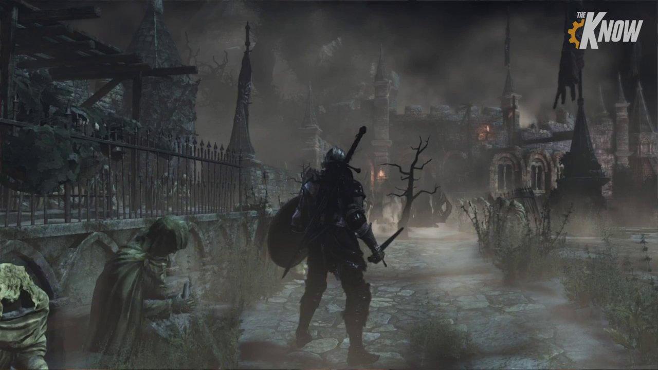 Unikly první detaily a obrázky z Dark Souls 3? 109731