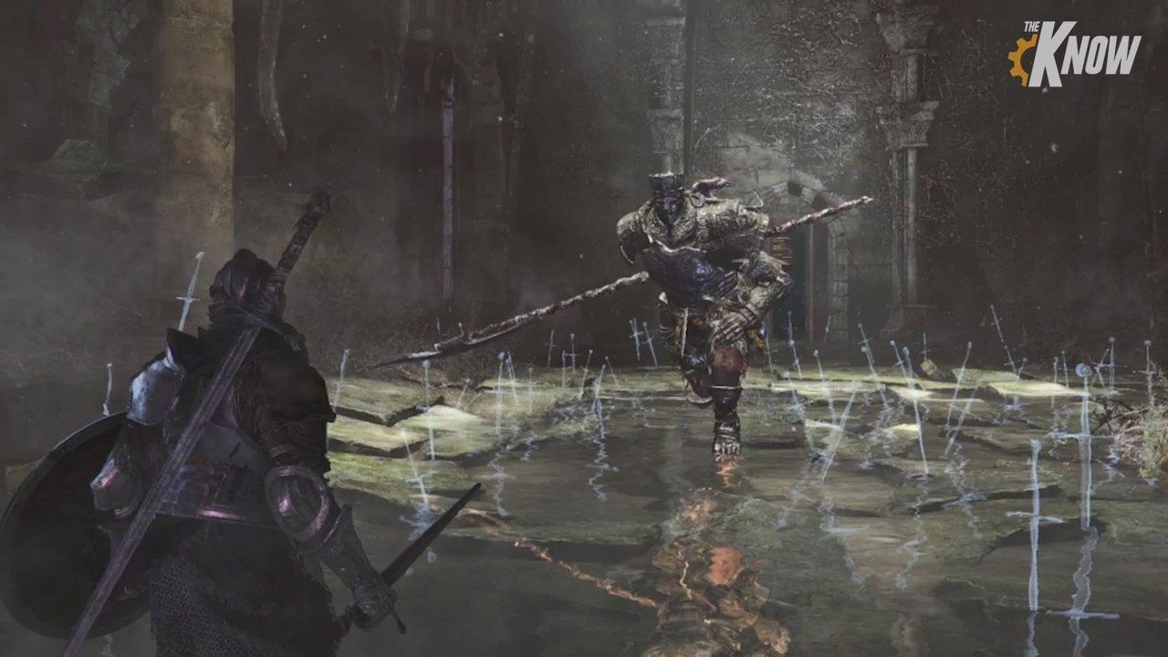 Unikly první detaily a obrázky z Dark Souls 3? 109733