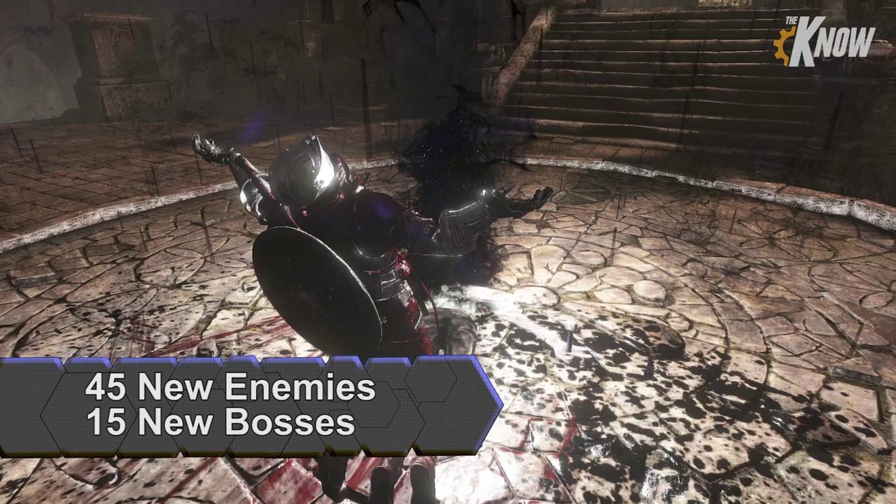 Unikly první detaily a obrázky z Dark Souls 3? 109734