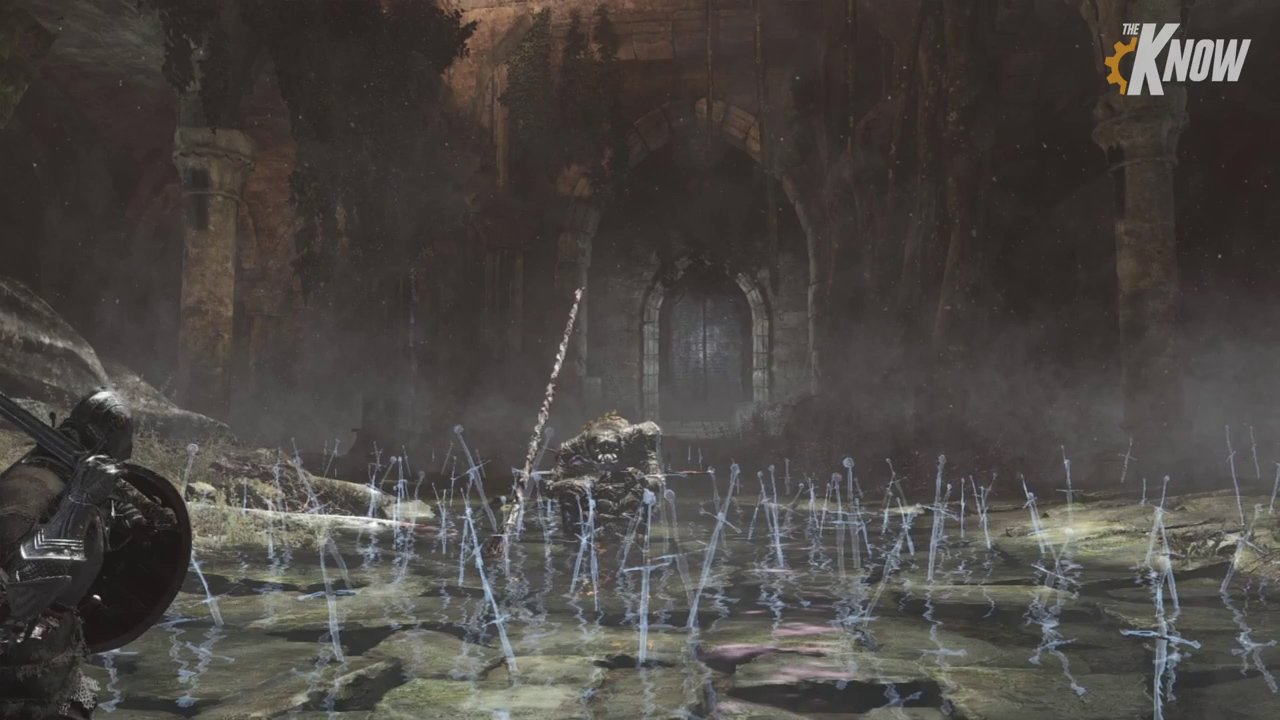 Unikly první detaily a obrázky z Dark Souls 3? 109735