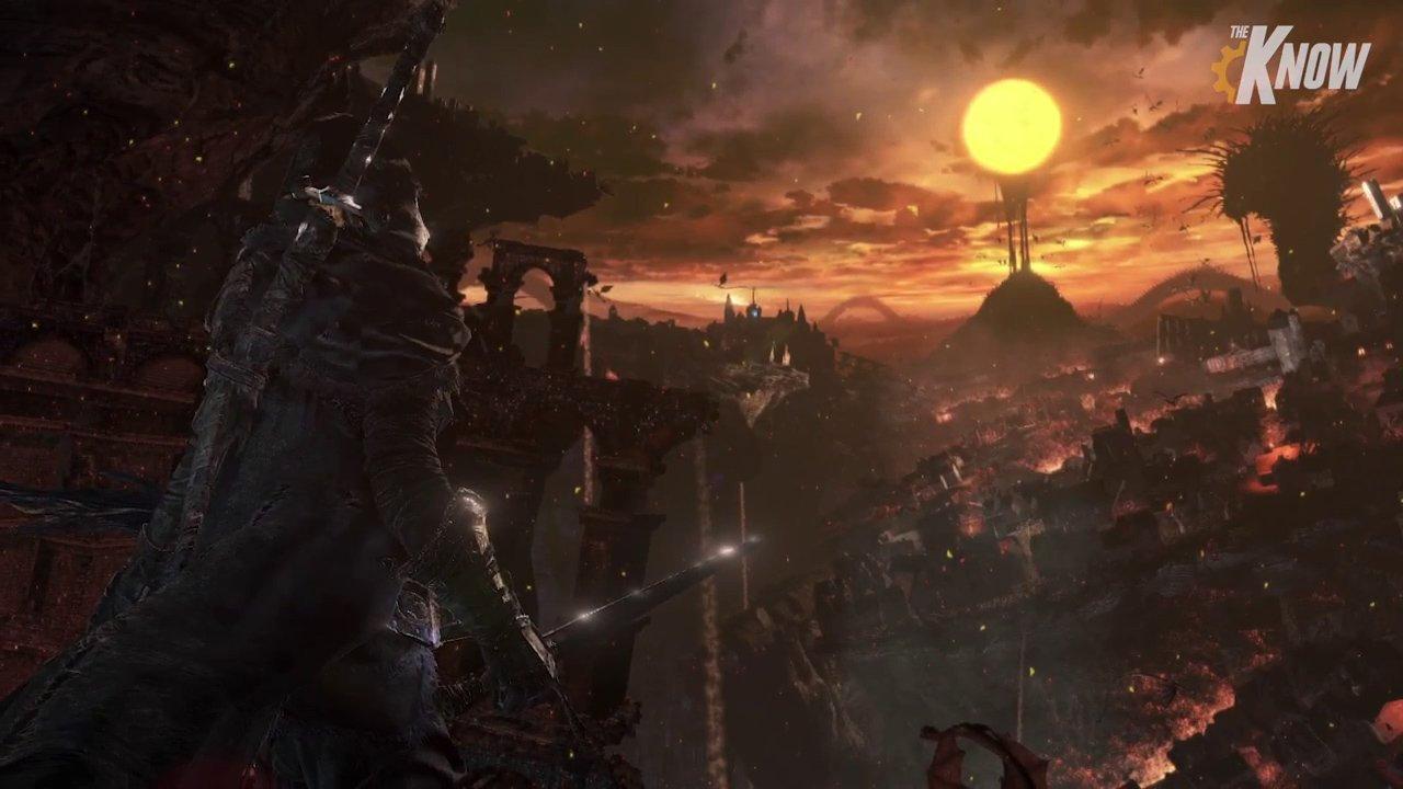 Unikly první detaily a obrázky z Dark Souls 3? 109736