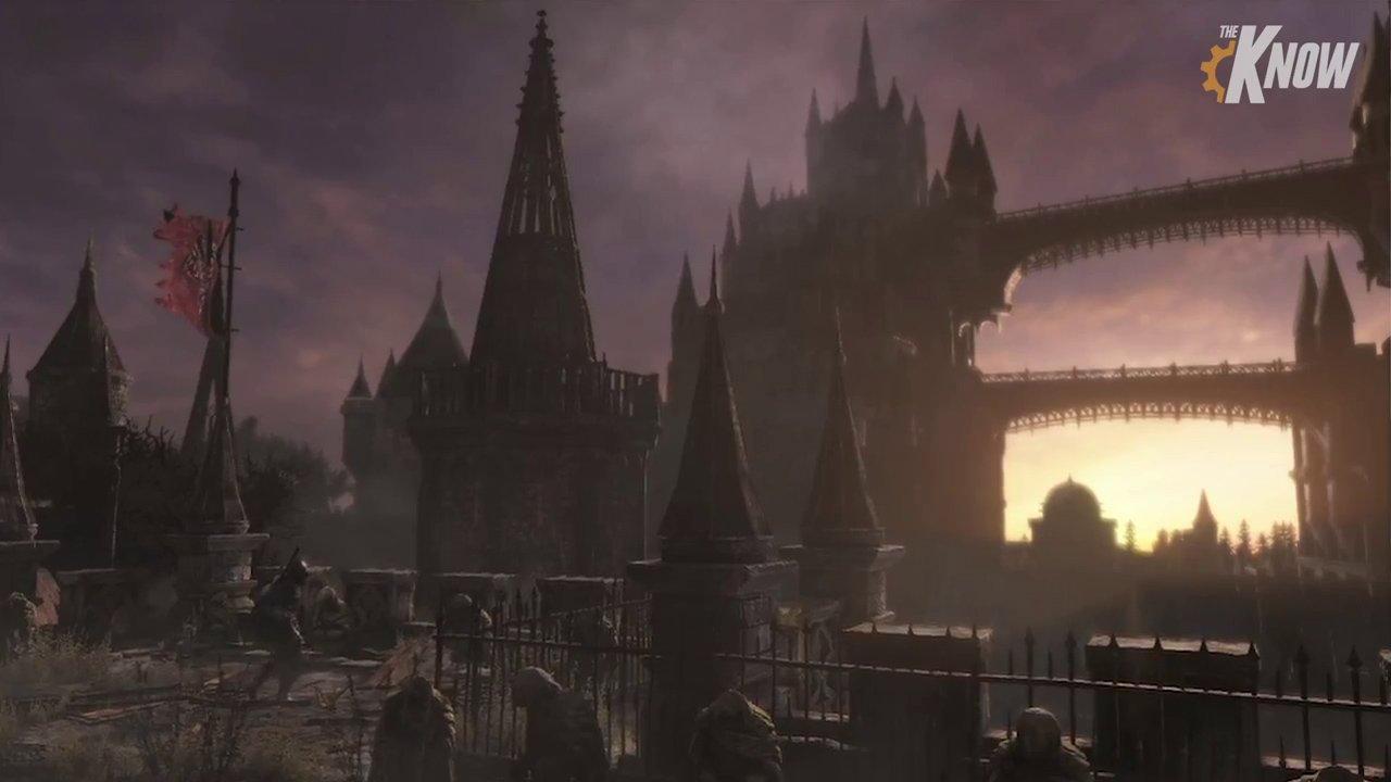 Unikly první detaily a obrázky z Dark Souls 3? 109737