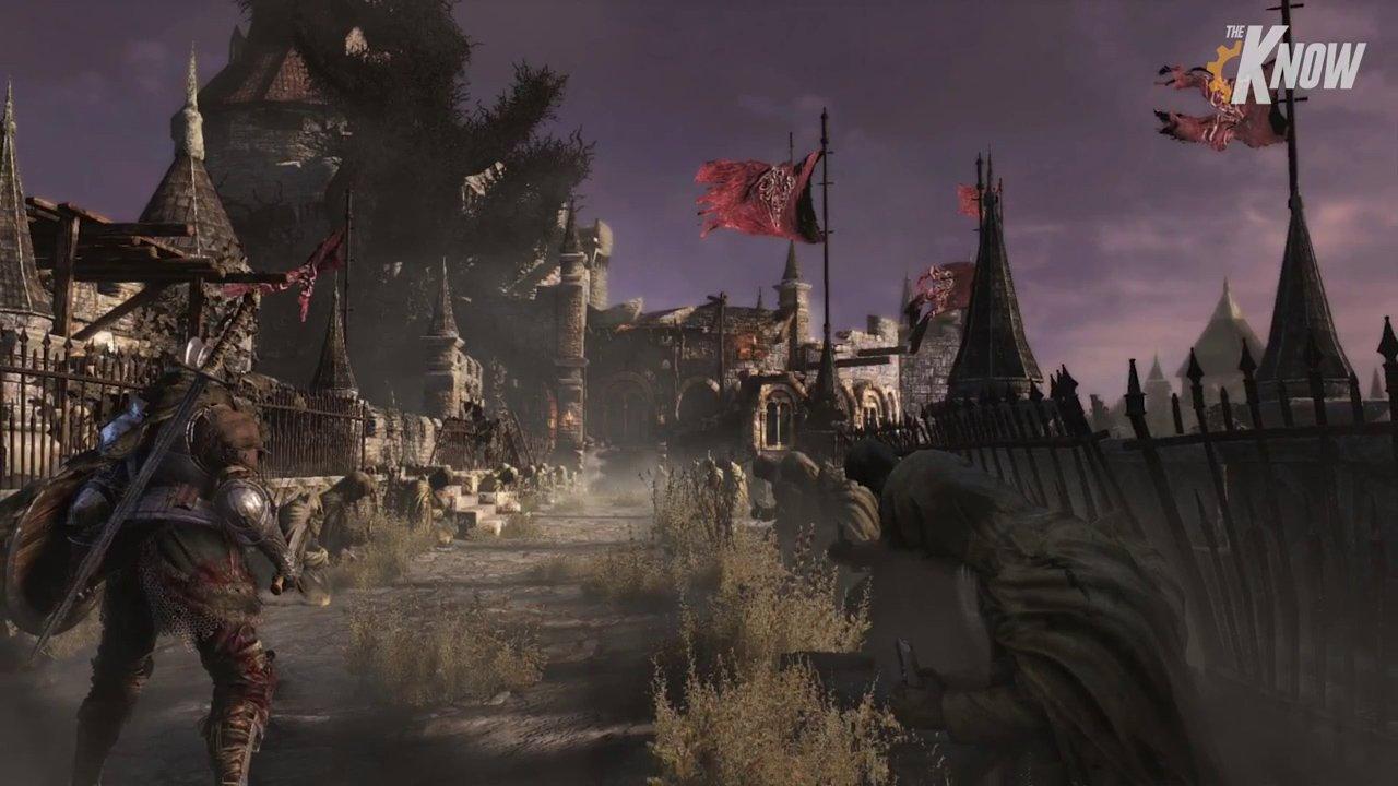 Unikly první detaily a obrázky z Dark Souls 3? 109738