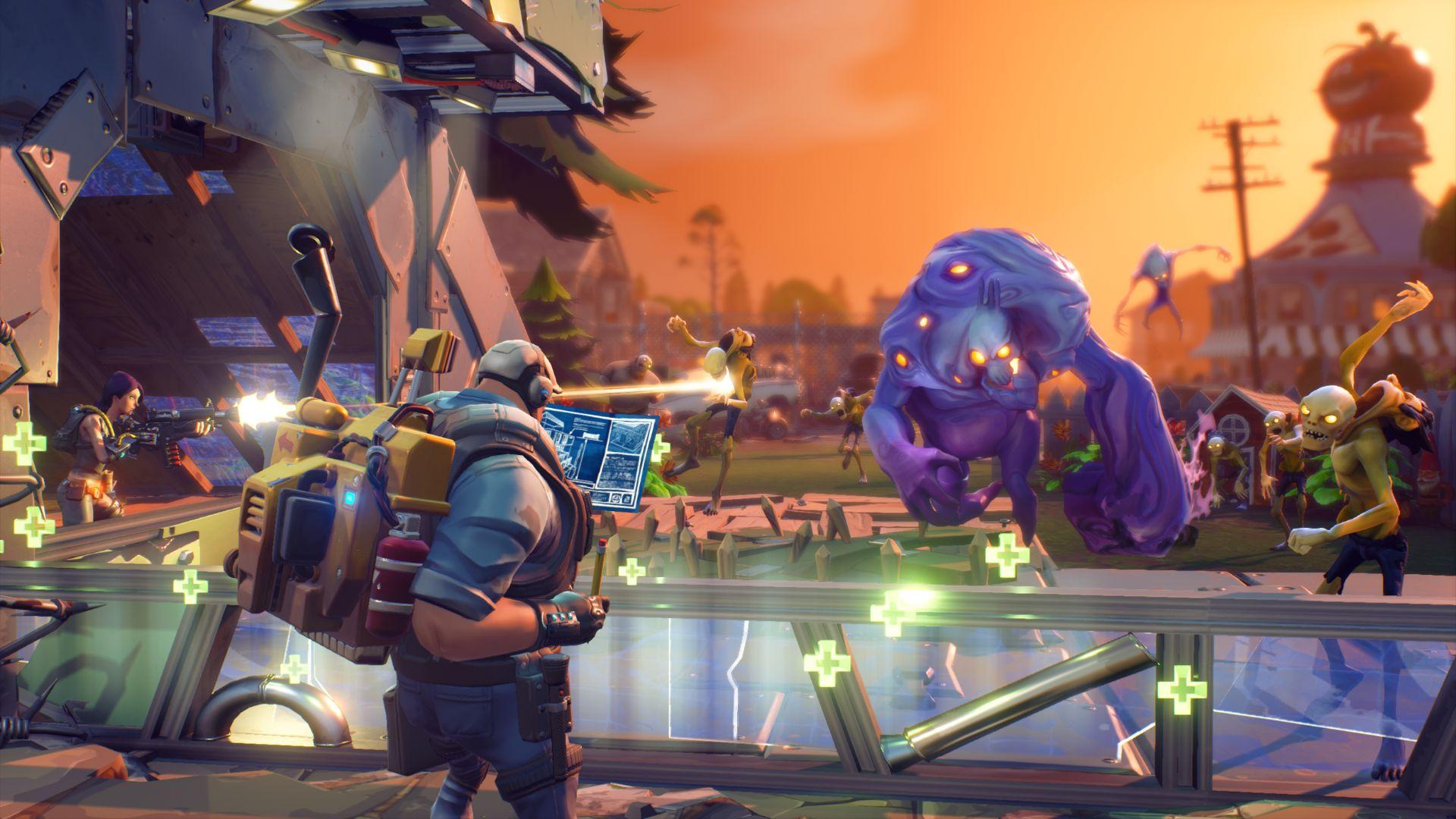 Nový gameplay trailer z Fortnite 109760