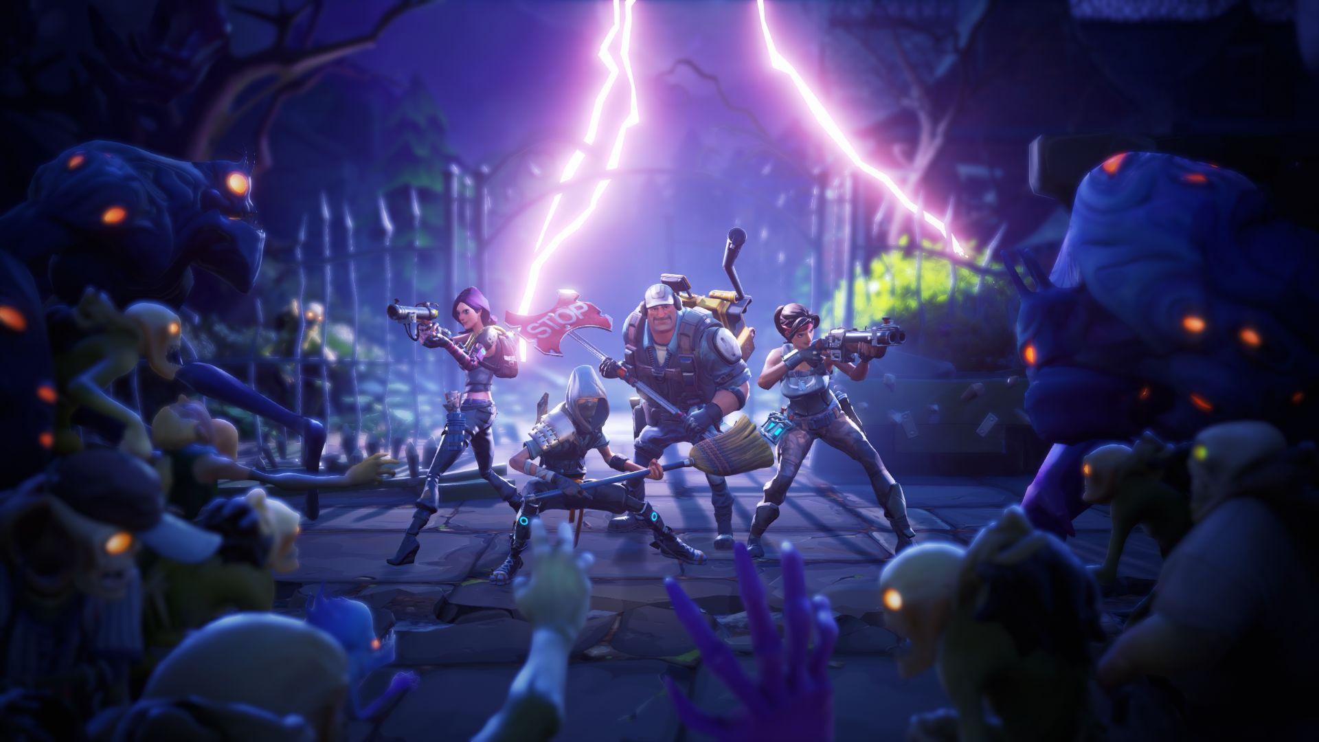 Nový gameplay trailer z Fortnite 109762