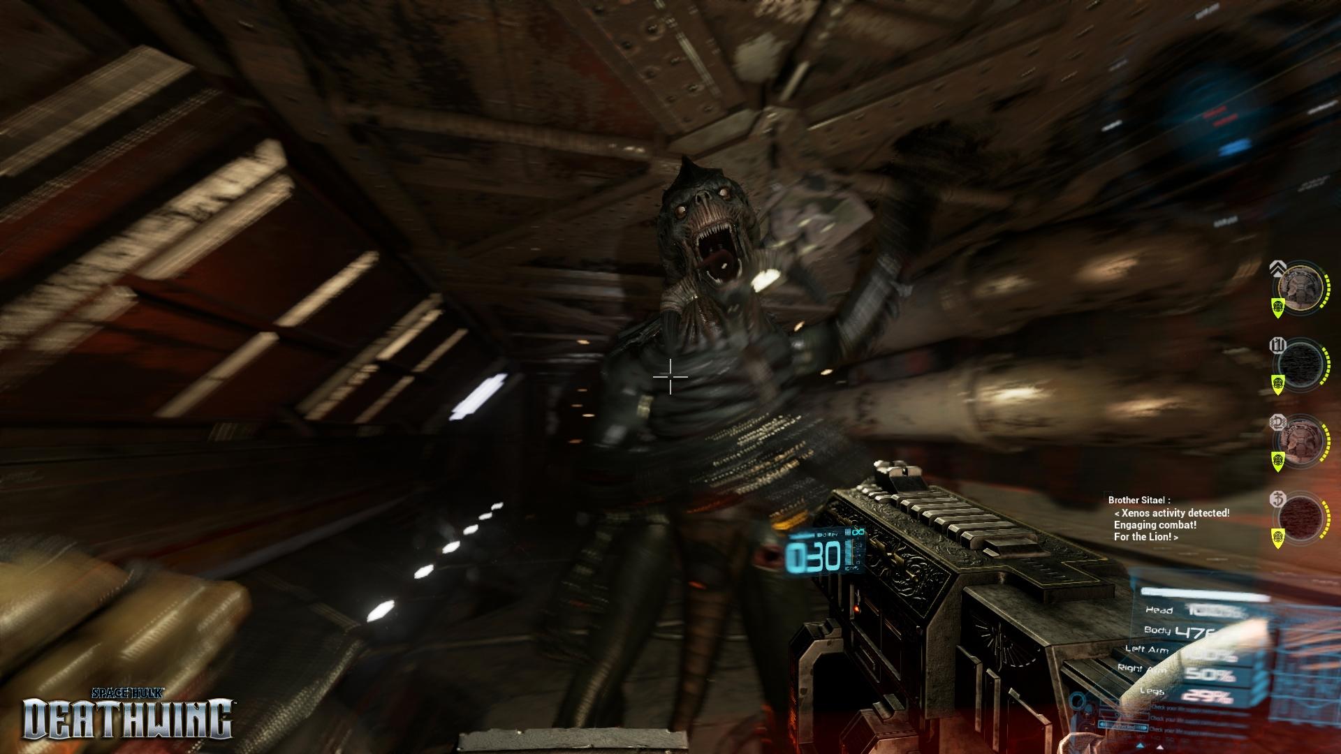 Obrázky ze Space Hulk: Deathwing a Battlefleet Gothic: Armada 109771