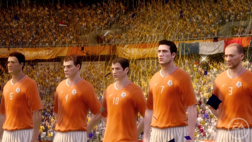 2010 FIFA World Cup South Africa – mistroství bez vuvuzel! 1098