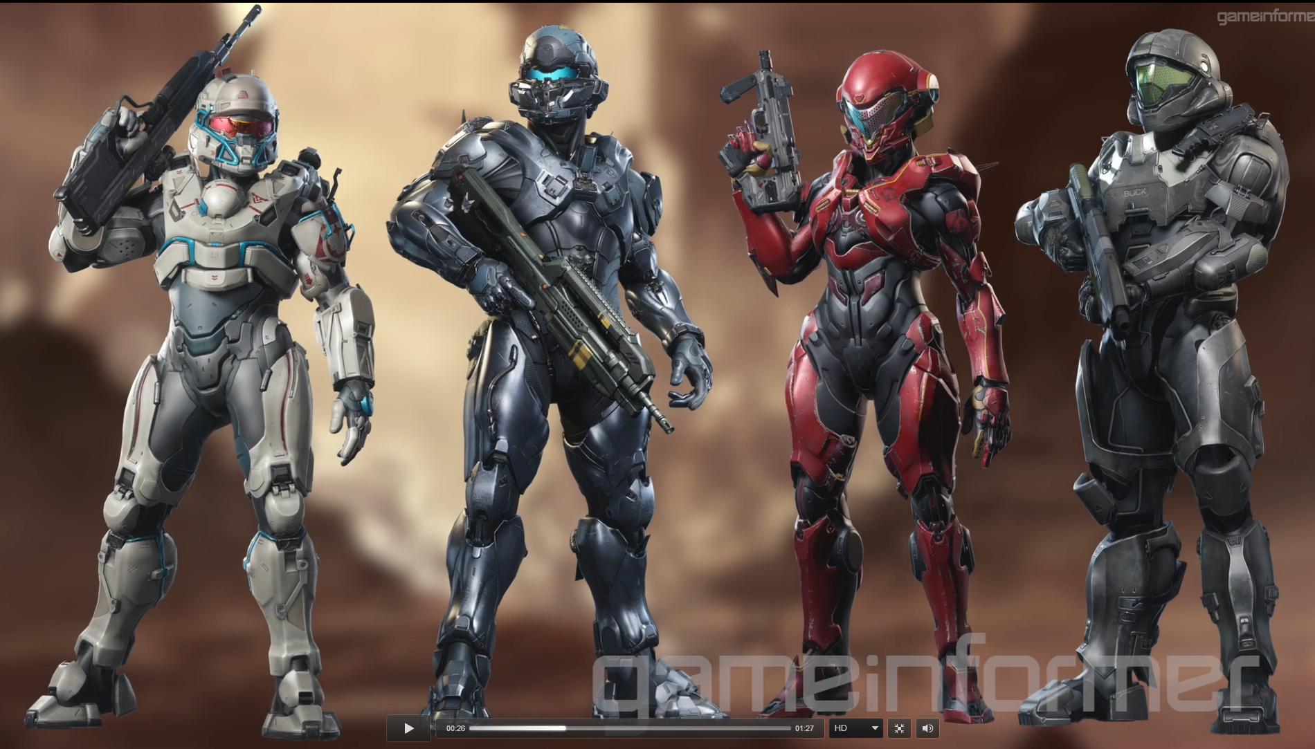 Příběh Halo 5: Guardians bude vyprávěn ze dvou úhlů 109807