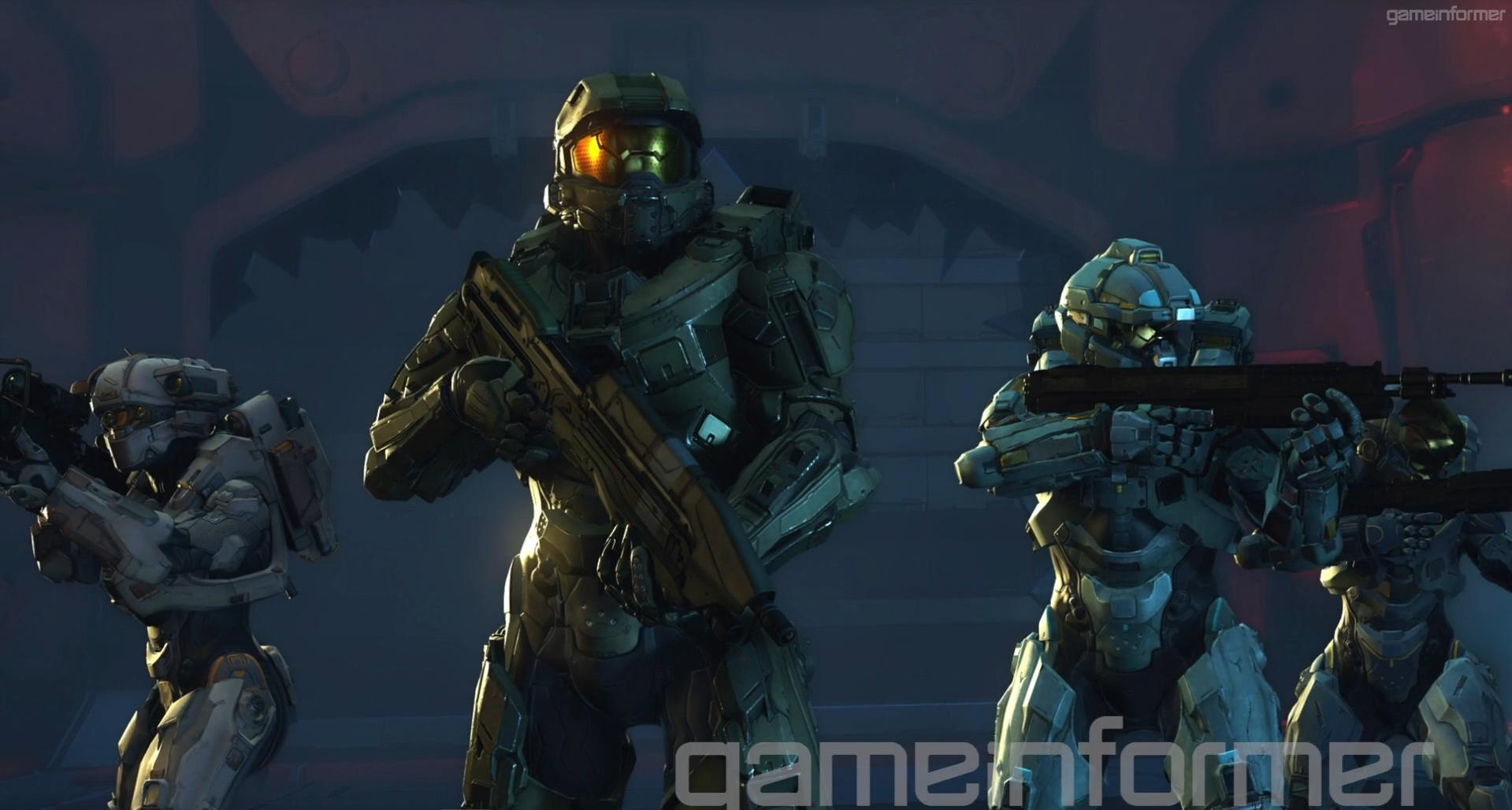 Příběh Halo 5: Guardians bude vyprávěn ze dvou úhlů 109809