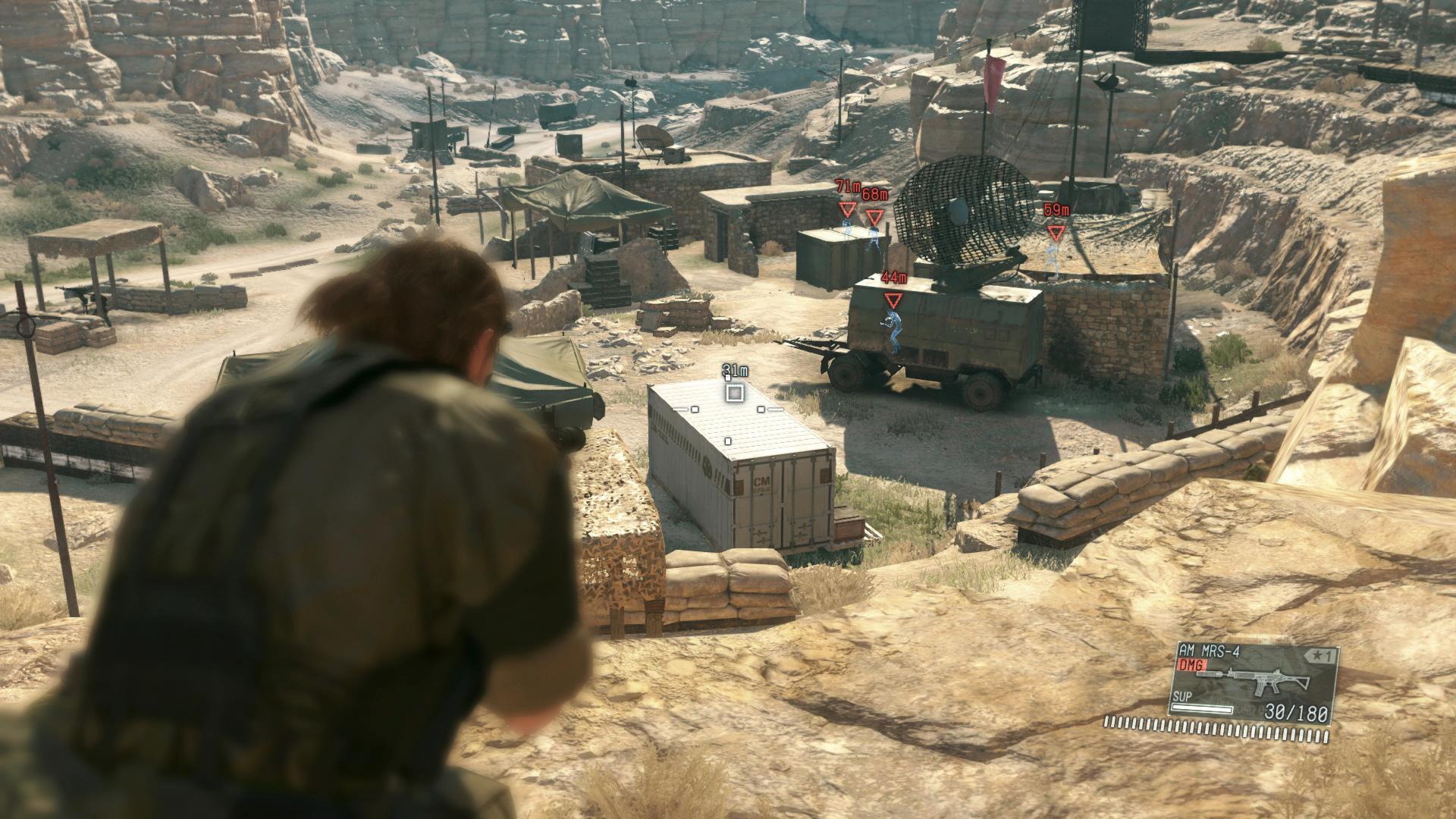 20 minut z Metal Gear Solid V: The Phantom Pain 109814