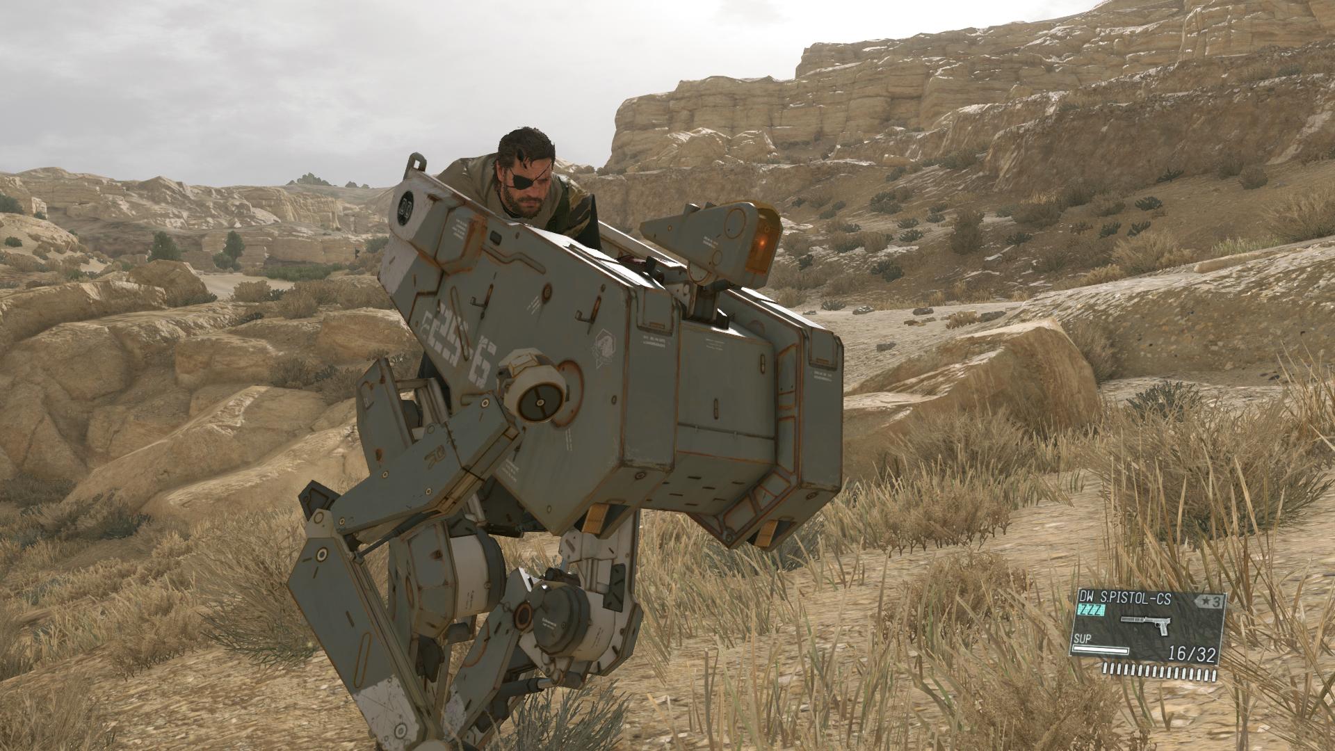 20 minut z Metal Gear Solid V: The Phantom Pain 109816