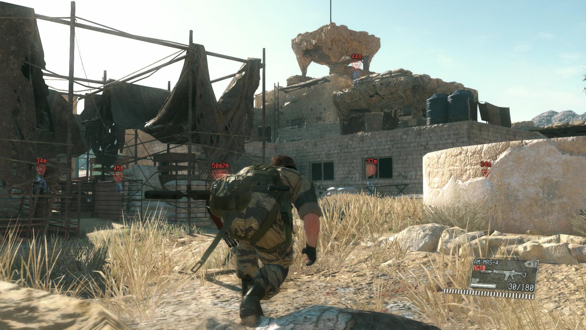 20 minut z Metal Gear Solid V: The Phantom Pain 109820