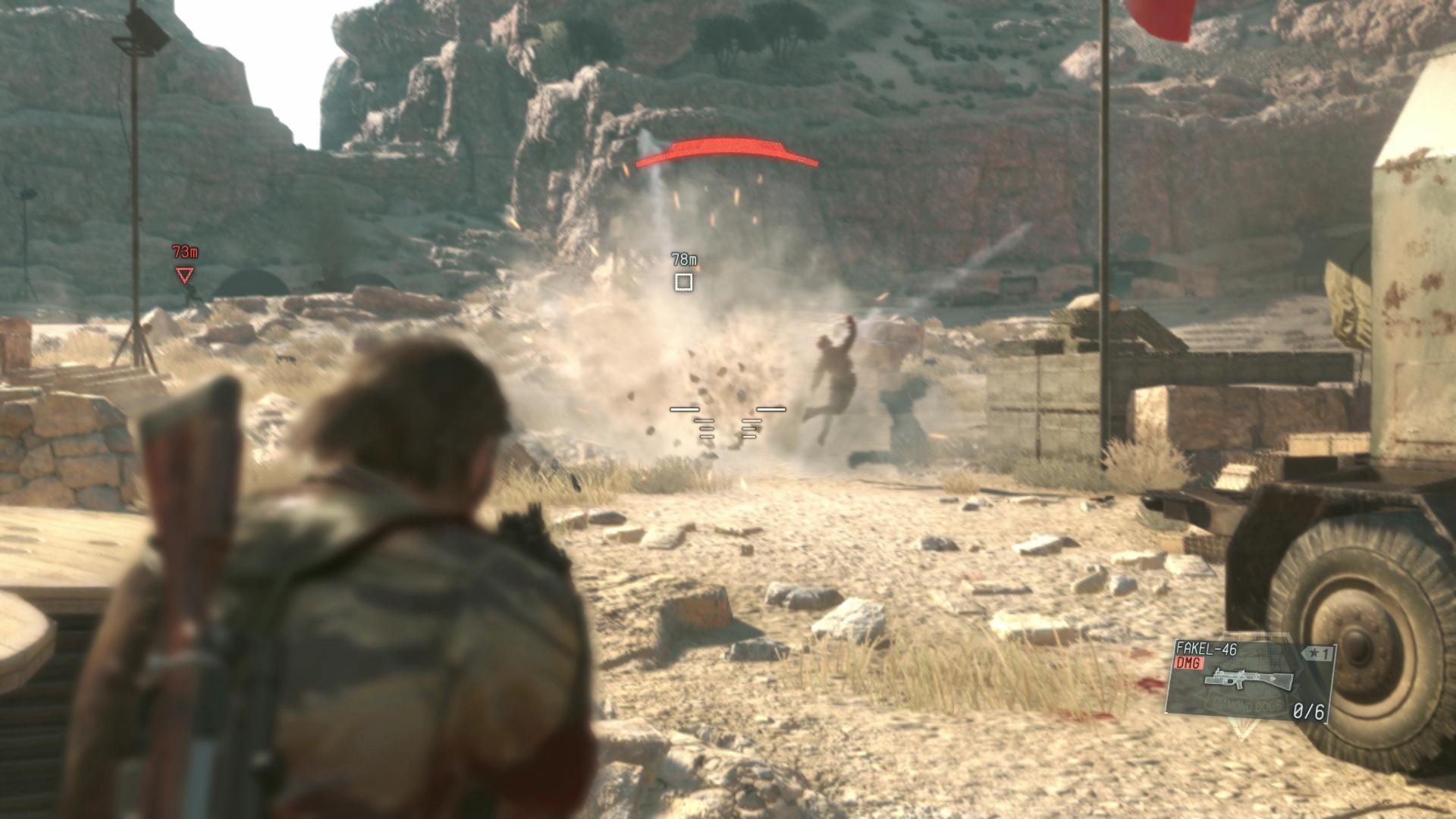 20 minut z Metal Gear Solid V: The Phantom Pain 109821