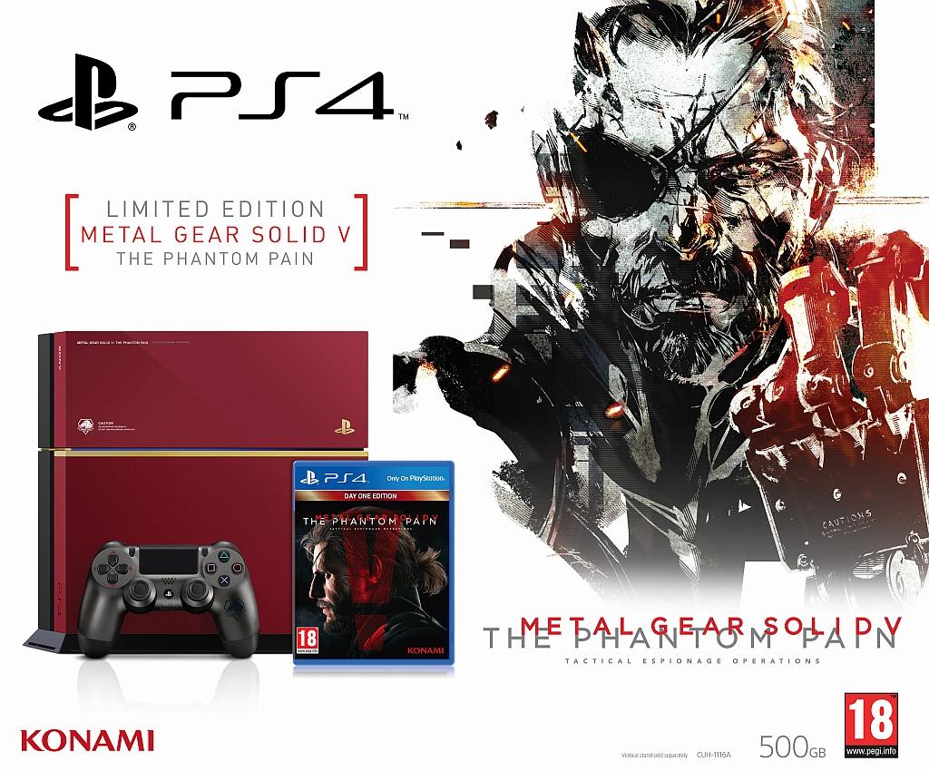 20 minut z Metal Gear Solid V: The Phantom Pain 109825