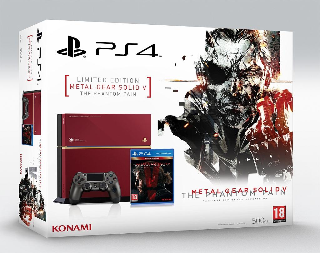 20 minut z Metal Gear Solid V: The Phantom Pain 109826