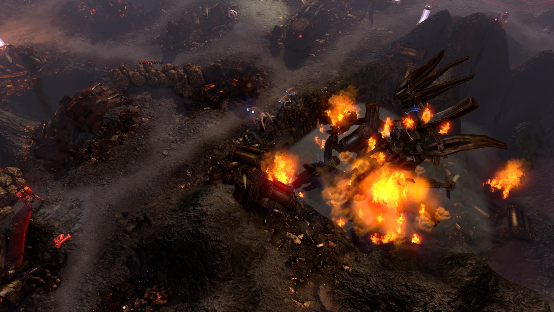 Emergence Campaign DLC rozšiřuje zdarma strategii Grey Goo 109830