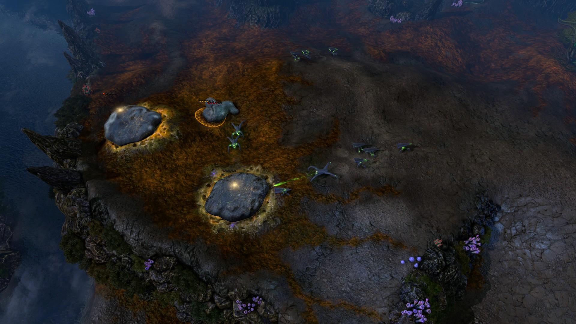 Emergence Campaign DLC rozšiřuje zdarma strategii Grey Goo 109831