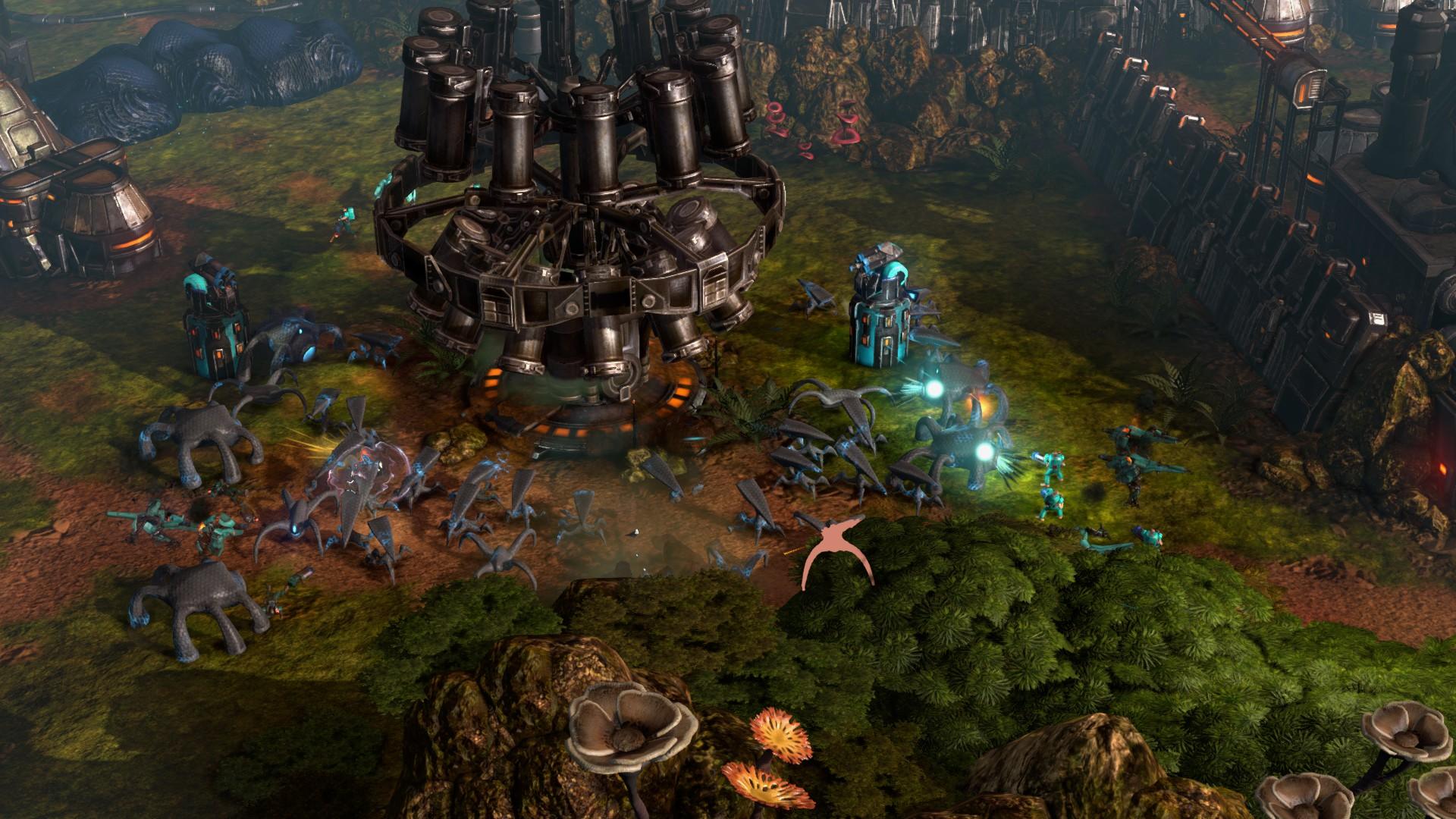 Emergence Campaign DLC rozšiřuje zdarma strategii Grey Goo 109832