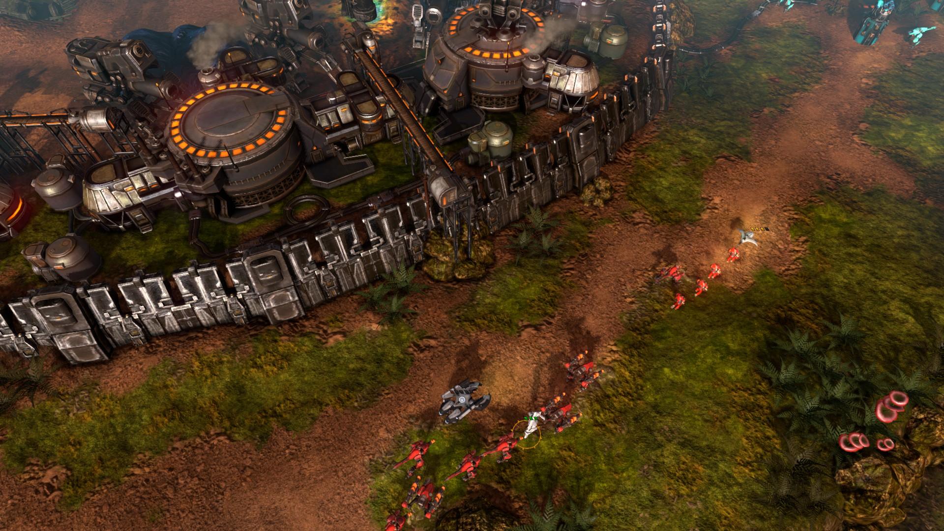 Emergence Campaign DLC rozšiřuje zdarma strategii Grey Goo 109833