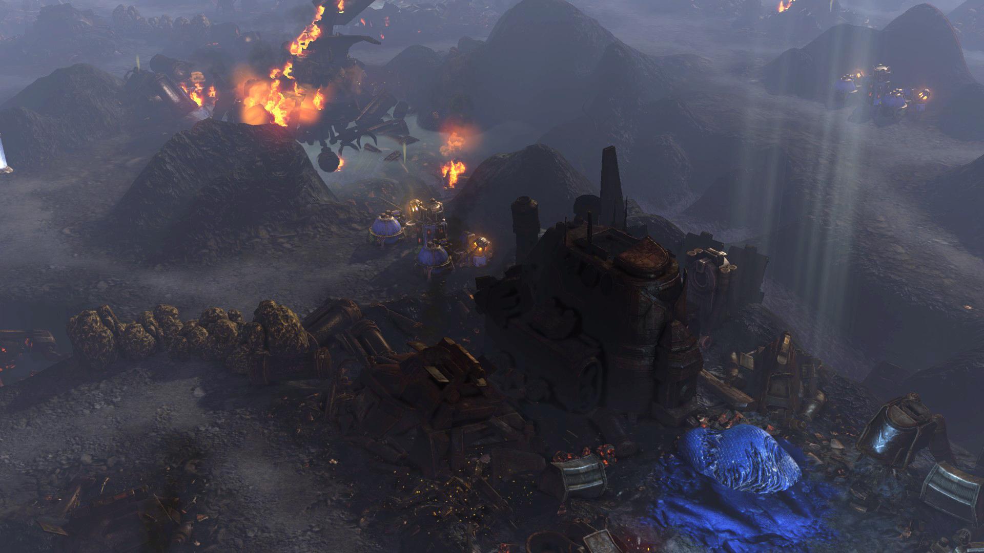 Emergence Campaign DLC rozšiřuje zdarma strategii Grey Goo 109834