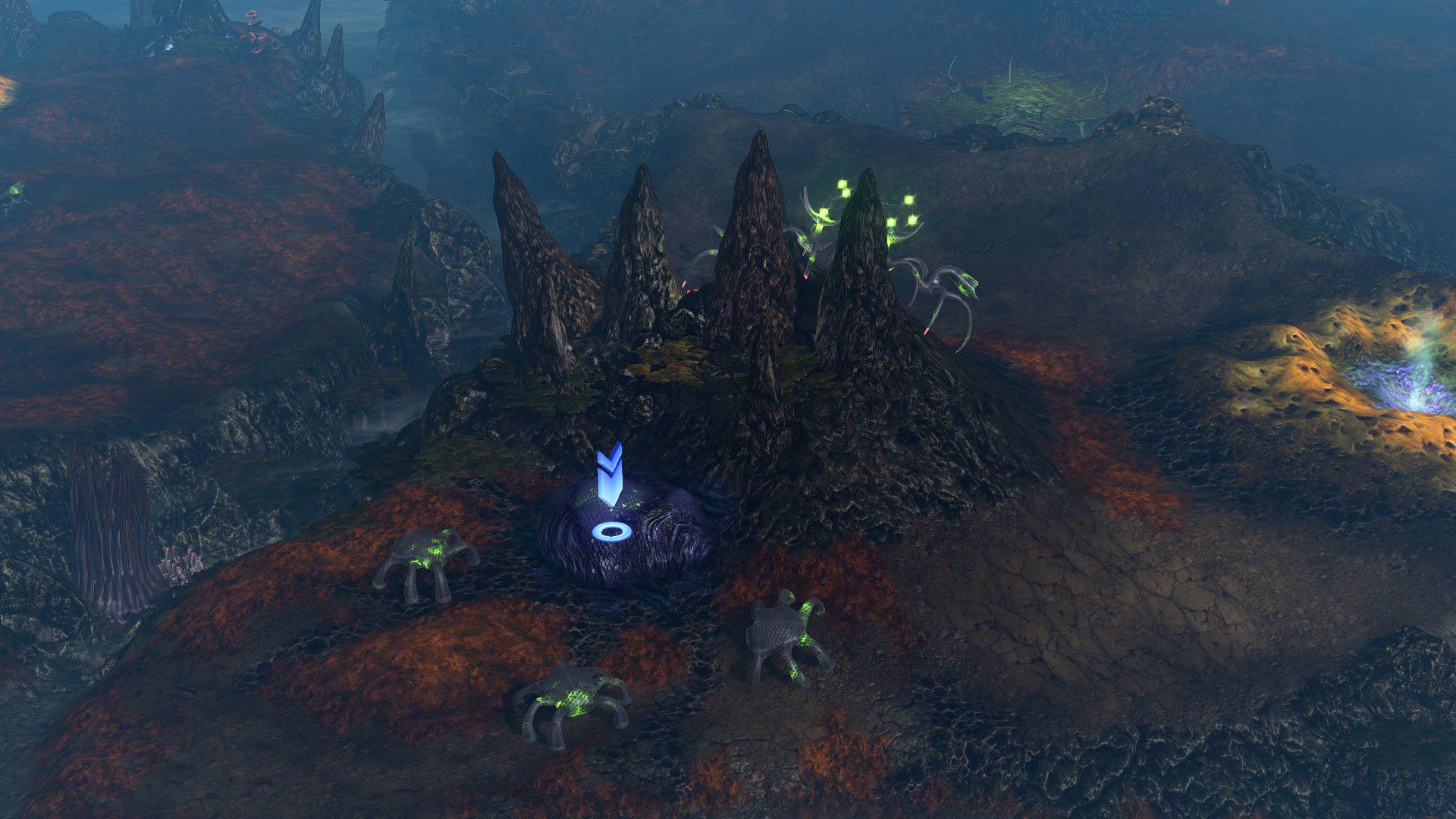 Emergence Campaign DLC rozšiřuje zdarma strategii Grey Goo 109835