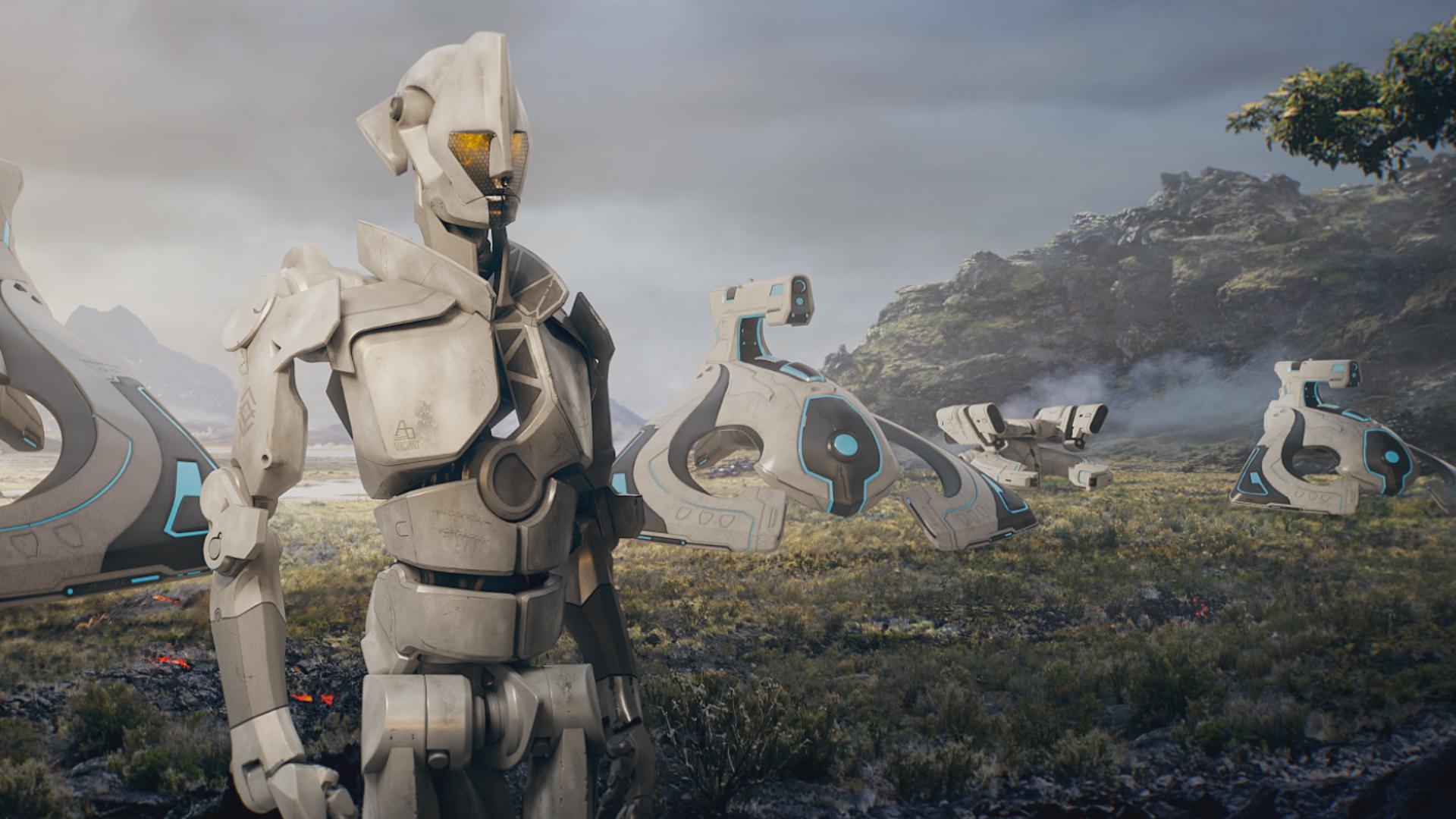 Emergence Campaign DLC rozšiřuje zdarma strategii Grey Goo 109836