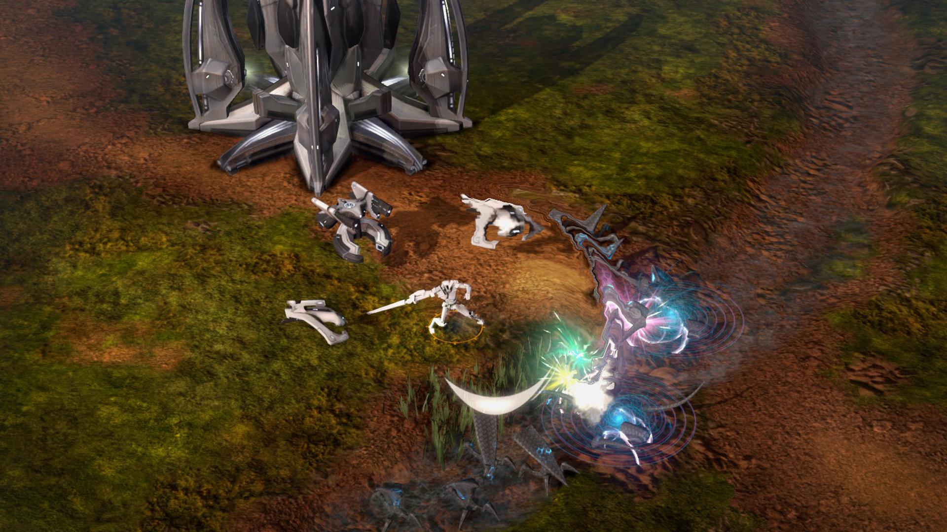 Emergence Campaign DLC rozšiřuje zdarma strategii Grey Goo 109837